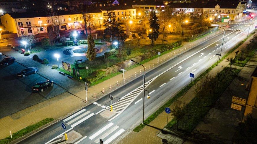Zdjęcie Zwolenia z drona. Fotografia Fotorajzer